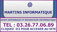 MARTINS INFORMATIQUE